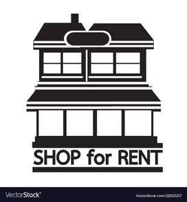 3 Shops for rent