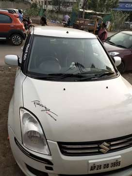 Swift dzire zdi 2009 model with fancy number-5553