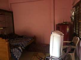 Wanted male working roomate, rent 3000 per head 1BHk
