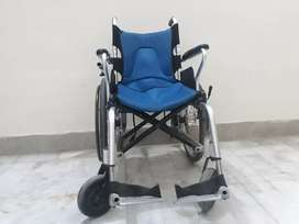 Foldable Electric Wheelchair (2 in 1)