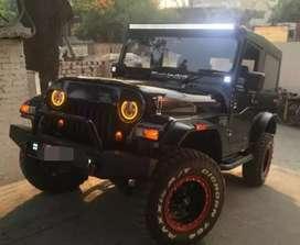 Mahindera thar jeep