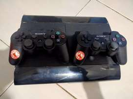 Jual PS3 slim 250GB (Nego)