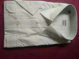 White cotton shirts available for sale