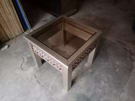 Beautiful table in single piece