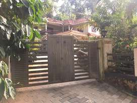 House & 6 hector Lanh in wayanad tourist area
