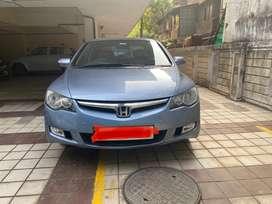 Honda Civic Auto + CNG
