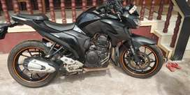 Yamaha FZ250 2year old good conditioned bike only 22000km driven