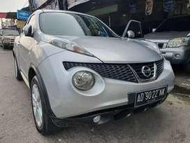 Nissan Juke CVT 2011 Istw