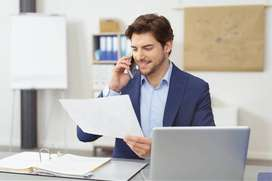 Accountant job in chartered accountant office