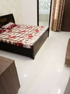 3bhk Flat For Rent in Zirakpur near Vip Road