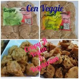 Crispy Ji vegan & vegetarian