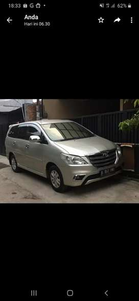 Jual Innova V Luxury 2010