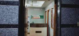 Fully furnished office ring road