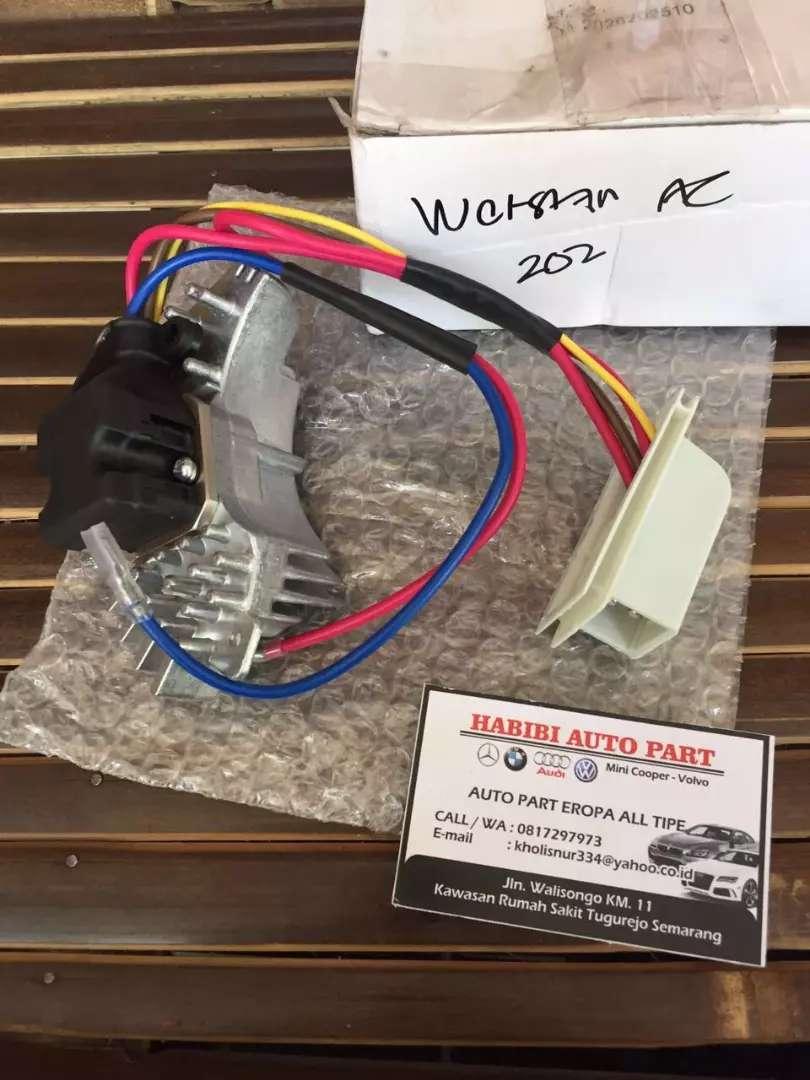 Werstan Ac Mercy W202 model landak 0