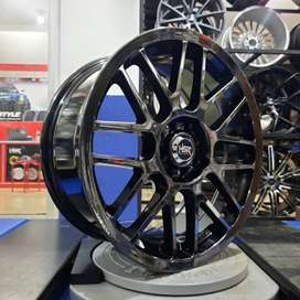 Velg mobil ring 17 yaris jazz vios city corolla kijang