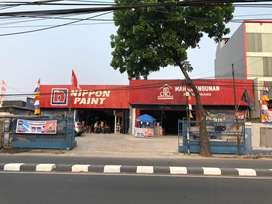 Karyawati Semi Modern Retail Bahan Bangunan