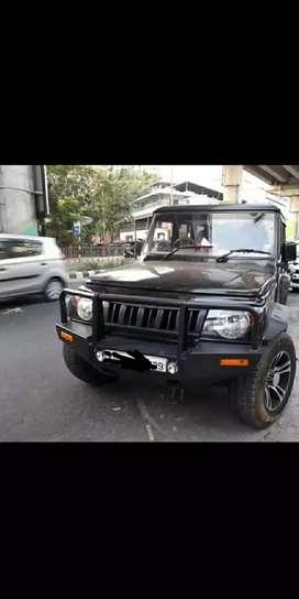 bolero offroad bumper