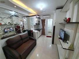 Disewakan 1 Unit Apartemen 2BR Full Furnished BASSURA CITY Bulan/Tahun