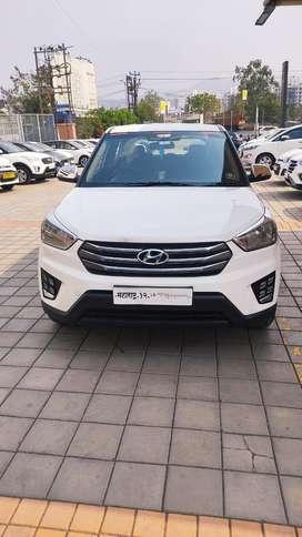 Hyundai Creta 1.4 E Plus, 2018, Diesel