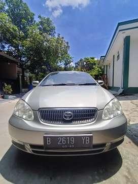 Corolla Altis Matic Type G