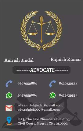 Need Legal Advice or Support??
