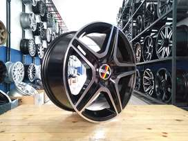 velg racing HSR R16 for mercedes ertiga inova rush grandmax dll