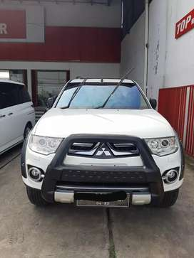"Mitsubishi Pajero Dakar 2.5 Matic / AT ""2014"" Putih"