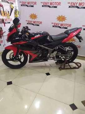 Kawasaki Ninja 150 KRR thn 2015 promo super istimewah