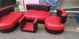 kursi sofa  yasmine minimalis 221 siap cnatar dan cod