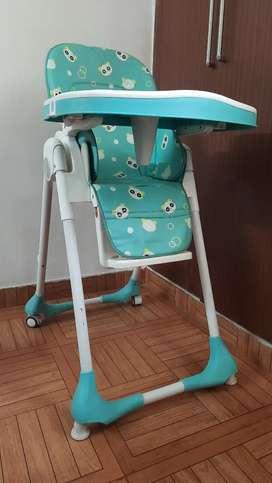 FirstCry High Chair Like New