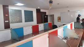A1 Grade Plug N Play commercials office space for rent at madhapur