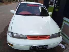 Di jual mobil sedan Timor ss lengkap cuman mati pajakx