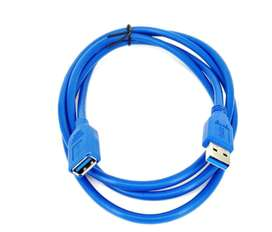 [2 Meter] USB 3.0 Male to Female Extender Super Speed SS