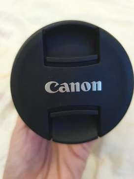Lensa Canon EFS 55-220mm