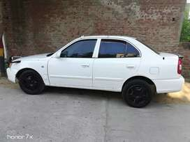 Untouched engine great pickup white petrol accent