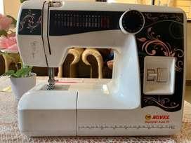 Novel sweing machine