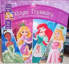Buku Princess Rapunzel