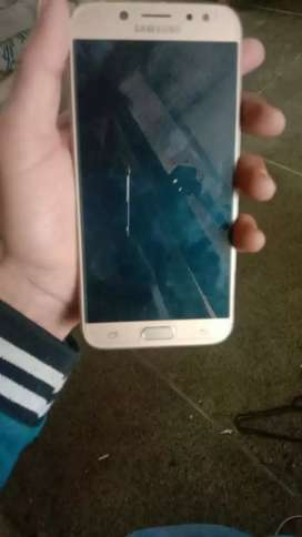 galaxy j7 pro with box and charger exchange  with infinix hote 8 4 64