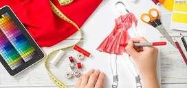 Fashion Designer Require Kumbharia Gam (Surat) location