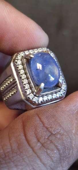 Blue safir star ceylon srilangka
