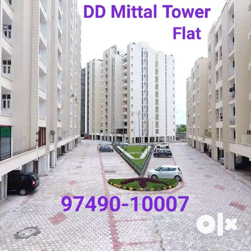 DD mittal tower 2 bhk Flat, furnished & unfurnished 0