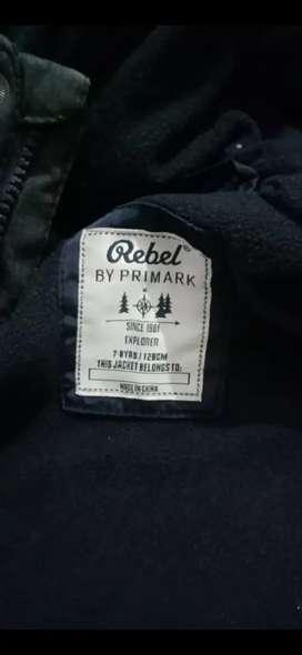 Branded Jacket for both boy or Girl