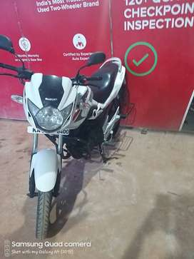 Good Condition Suzuki Gsr 150 with Warranty |  6400 Bangalore