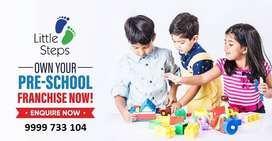 Open your own Play School, A most trusted brand Franchise Opportunity