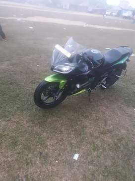 Yamaha r15 version 2 bh4 just 26000 km drive