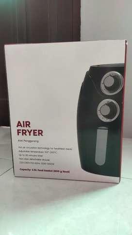 Air fryer Klaz, 2,5 Liter, Nego!!