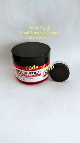 Some By Mi Snail Truecica Miracle Repair Cream Share In 5 gr