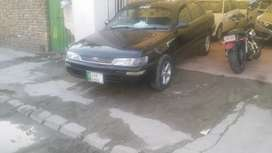 Corolla XE Total Genuine inner outer total driven on Petrol