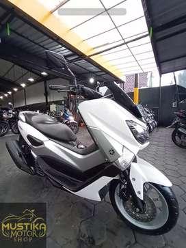 Yamaha N-Max 2016.Km16rb.Plat N Malang.Jarang Pakai.Warno Mustika