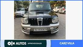 Mahindra Scorpio VLX 2WD ABS Automatic BS-III, 2013, Diesel